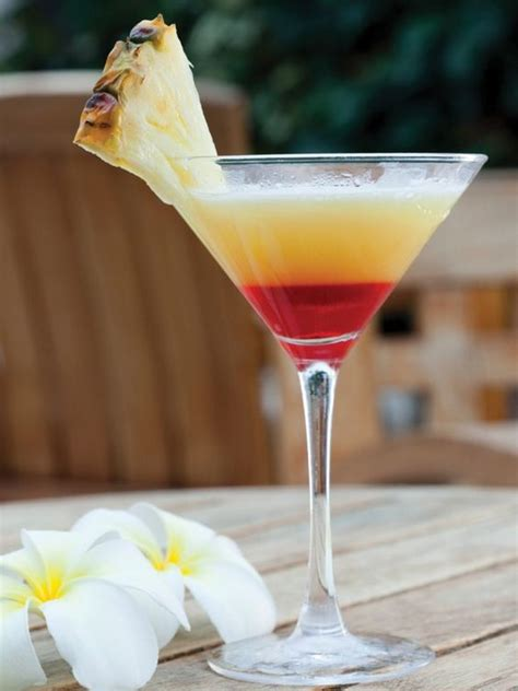 Bikini Drink Bikini Martini 1 Oz Ketel One Vodka 1 Oz Malibu Coconut