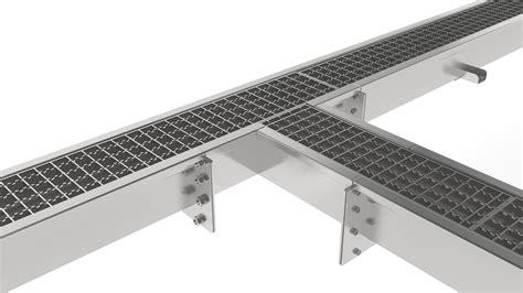 kitchen floor drain grates purus uk product database grate drain modular 8283