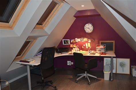 bureau photo bureau photo 1 3 le bureau une pièce très mansardé au