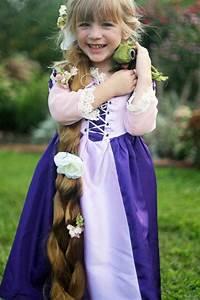 DIY Rapunzel Dress Tutorial - Andrea's Notebook