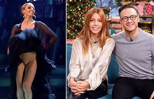 Strictly champ Stacey Dooley laughs off 'knicker flashing ...