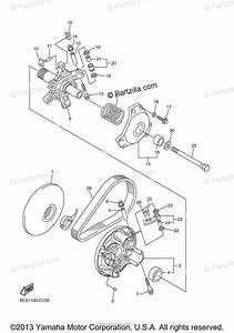 Yamaha Snowmobile 2005 Oem Parts Diagram For Primary