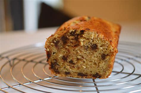 yat il du gluten dans les pates banana bread ou cake banane chocolat sans gluten d 233 lices