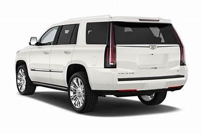 Escalade Cadillac Rear Platinum Angular Exterior 4wd