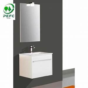 meuble salle de bain 40 cm maison design modanescom With meuble de salle de bain 40 cm de largeur