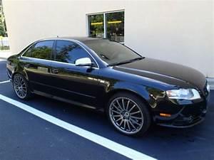 Buy Used 2007 Audi S4 R4 Manual Black On Black V8 Quattro