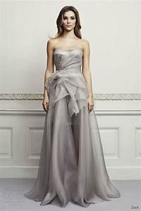 zien wedding dresses 2013 wedding inspirasi With grey wedding dresses