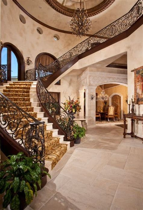 awesome mansion staircases perfect   dream home