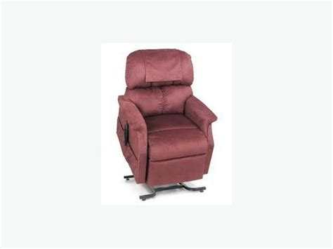 maxicomfort power lift and reclining chair golden