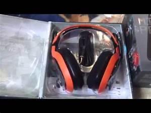 Neon Astro A40 unboxing Ninja Orange