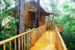 Adam rented this treehouse cabin for our anniversary for Honeymoon cabins in arkansas