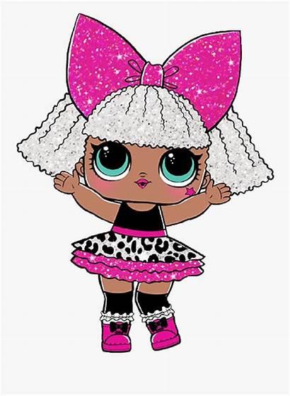 Lol Surprise Doll Dolls Clipart Diva Glitter