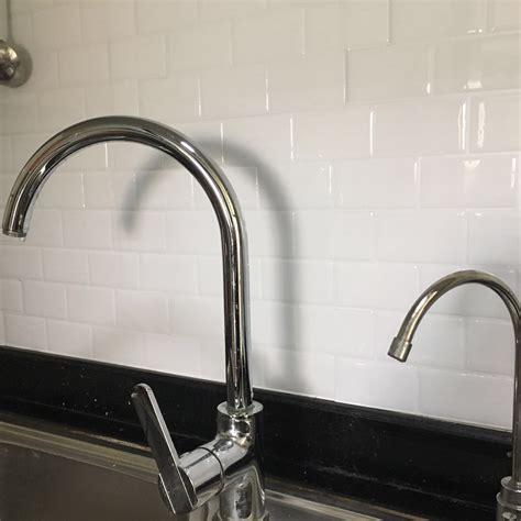 how to make a kitchen backsplash art3d 12 quot x 12 quot self adhesive backsplash subway tiles 8735