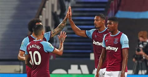 West Ham already at a crossroads with David Moyes' team ...