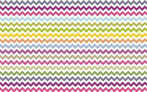 My colorful chevron desktop wallpaper - Another House Blog