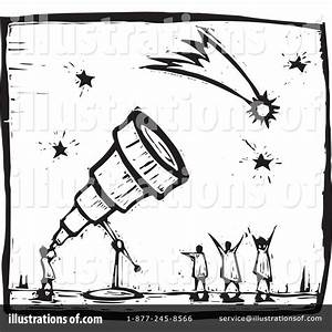 Astronomy Clipart #94788 - Illustration by xunantunich