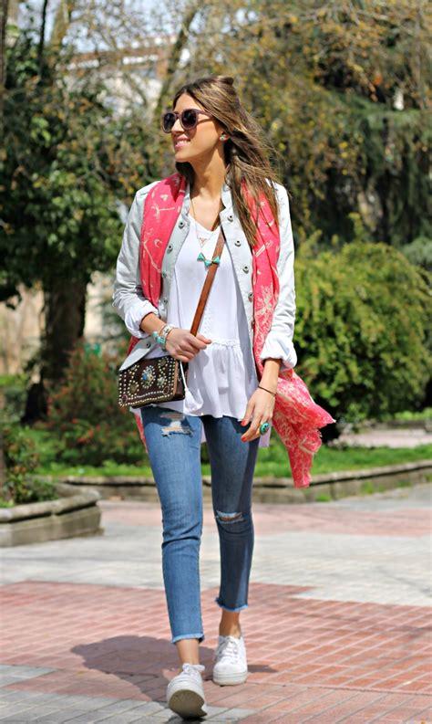 casual look with estilo casual chic para primavera 2016 look and chic