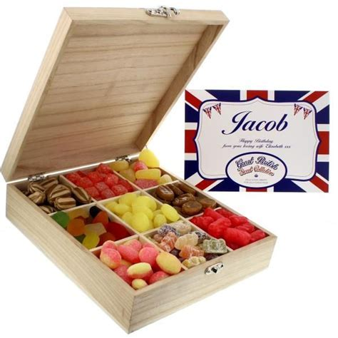 Great British Traditional Sweet Box