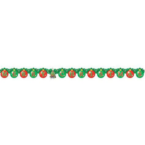 bulk christmas banners party supplies merry christmas