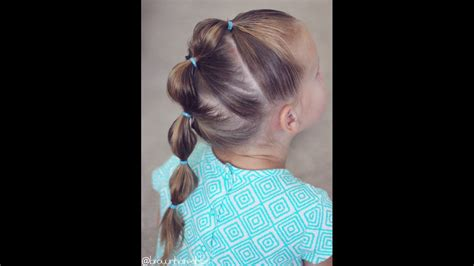 bubble braid mohawk tutorial brown haired bliss