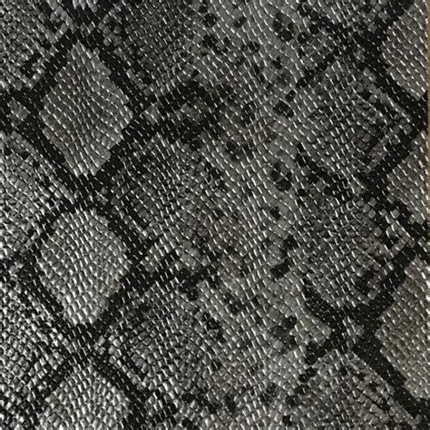 york snake skin pattern embossed vinyl upholstery fabric by the yard