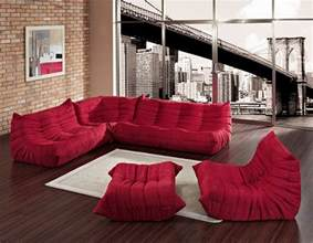 floor couch ideas the unconventional living room furniture
