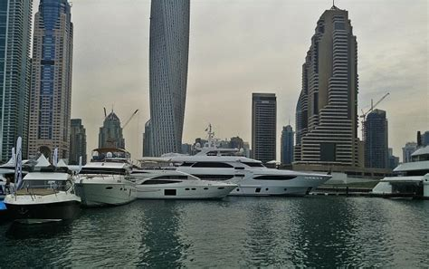 Boat Show Opening Hours by Boat Sales At Dubai International Boat Show