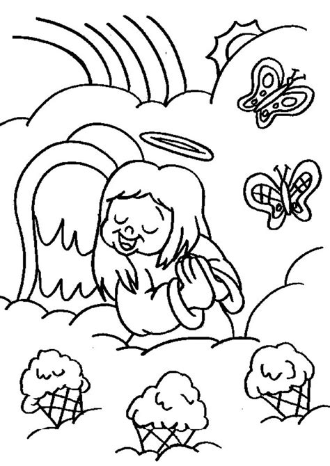 fairy coloring pages part