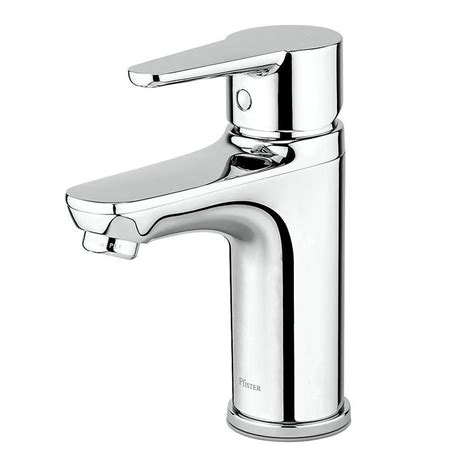Lowes Modern Bathroom Faucets by Pfister Pfirst Modern Polished Chrome 1 Handle Single