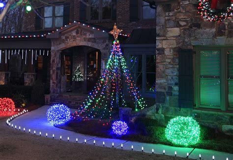 outdoor light strings decorating idea all home design ideas