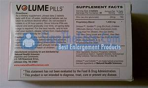 The Truth About Volume Pills Exposed  U2013 Does This Product Work  Unbiased Review