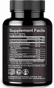 Dr  Emil - Pm Fat Burner  Sleep Aid And Night Time Appetite Suppressant