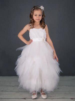 soldes robe ceremonie fille pour mariage princesse