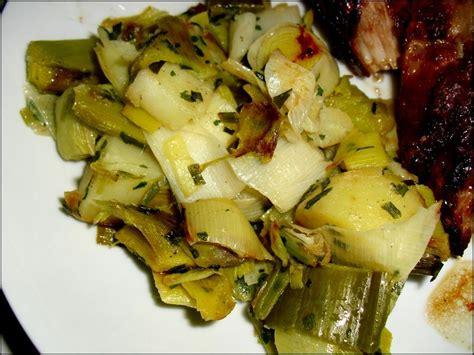 cuisiner les l馮umes anciens cuisiner des poireaux ma cuisine
