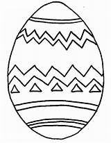 Coloring Egg Easter Cartoon Pages Develop Creativity Recognition Ages Skills Focus Motor Fun Way sketch template