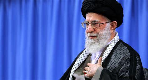 irans supreme leader sardonically  trump politico