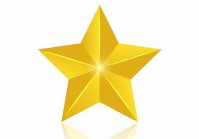 Star Gold 3d Golden Vector Psd Estrella