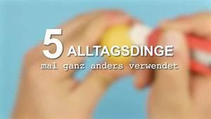 Wofür Steht Wc : 5 alltagsdinge mal ganz anders verwendet ~ Frokenaadalensverden.com Haus und Dekorationen