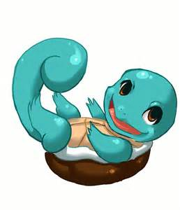 Squirtle Animation