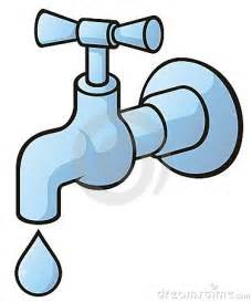 how do you change a kitchen faucet tap clipart