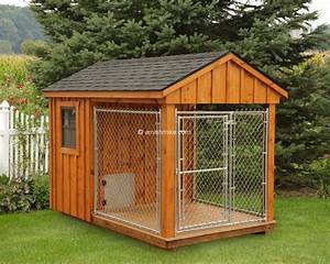A frame chicken coops and dog kennels wooden amish mike for Puppy dog kennels