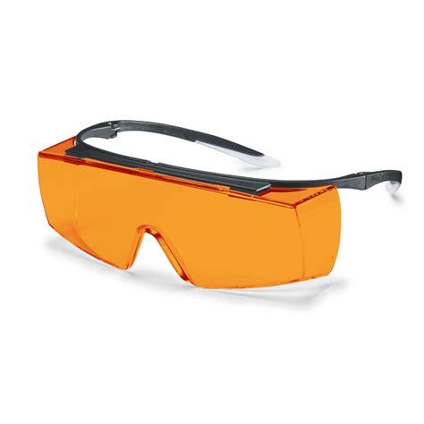 schutzbrille mit sehstärke uvex uvex schutzbrille f otg tragbar 252 ber korrektionsbrillen