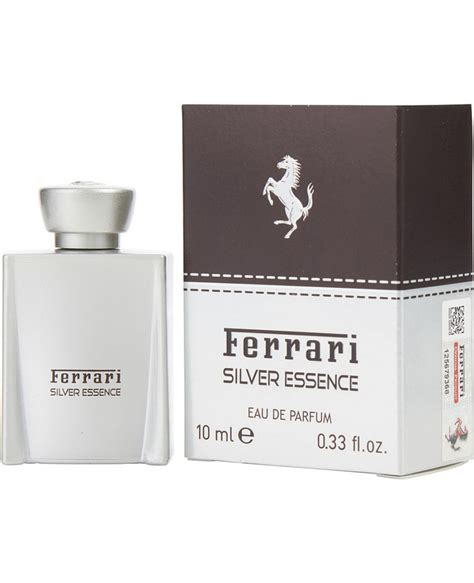 @mopinto you cannot expect a fragrance in this price range to contain real oud. Ferrari Silver Essence Men EDP 100 ML - Fragrances