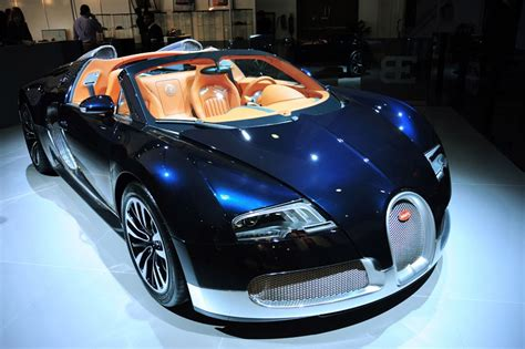 Bugatti Veyron Limited Editions (2009) First Pictures By