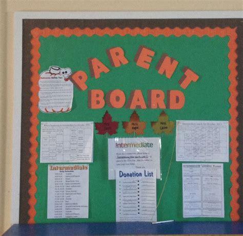 preschool parent information bulletin boards parent board bulletin board ideas parents 662