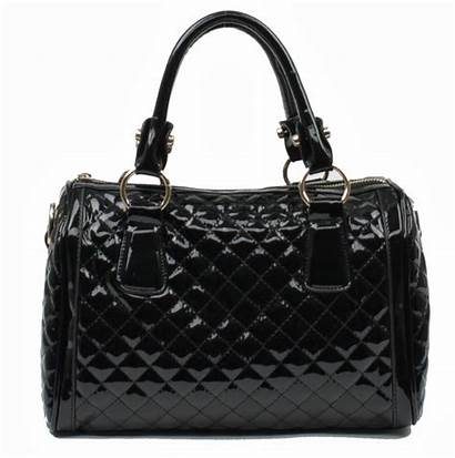 Leather Patent Handbags Sophisticated Faux Via Let