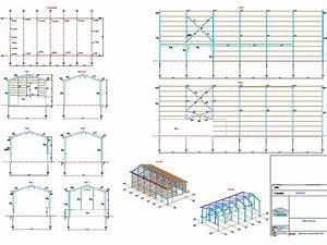 pascal coulloux contructions metalliques haute savoie 74 With plan maison structure metallique