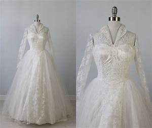 1950s wedding dresses neighborhood gallery honors long With 1950s wedding dresses