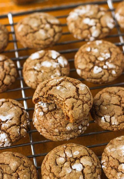 pfeffernusse spice cookies recipelioncom