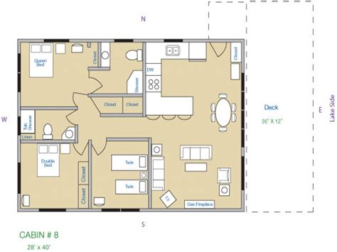 cabin floor plans small 3 bedroom cabin plans small cabins for rent cabin